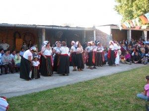 De Tlaxcala llegó un Grupo .....