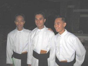 Los Filipinos...