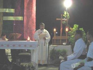 Agradecimiento por Padre Hily, Maestro de Novicios.