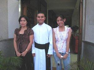 Franciscus Yangminta, Indonesiano, destinado a Chicago