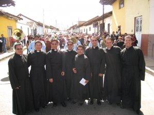 Toda la comunidad de Purépero, Michoacán estuvo presente, gracias a todos por su incondicional apoyo