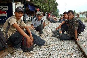 ..viendo tantos sufrimientos de los hermanos Migrantes...