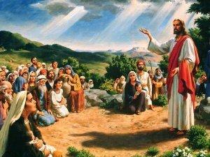 Nunca Cristo estuvo indiferente ante la miseria humana.
