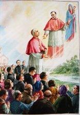 Ésta es la Misión que Cristo, a través de Scalabrini, confió a sus Misioneros.