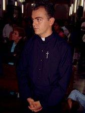 Ramiro de Arandas, Jal. se irá de Misionero a Merlo, Argentina.