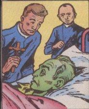 Murió en la mañana del 1ero de Junio de 1905, Fiesta de la Ascensión del Señor.