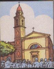Tuvo su último discurso en Mayo de 1905, durante una peregrinación diocesana al Santuario de la Virgen del Castillo.