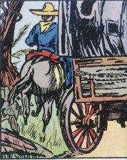 A los 65 años recorrió a caballo miles de kilómetros para visitar a los migrantes italianos y a sus misioneros en los lugares más apartados.