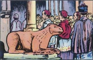 """La iniciativa que tuvo más resonancia y lo hizo considerar un pionero, fue el Primer Congreso Catequístico Italiano. Además fundó la primera revista de catequesis en Italia. Pío IX lo definió: """"Apóstol del Catecismo""""."""