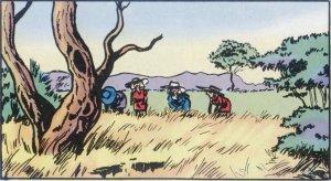"""Más tarde fundó la Obra de las """"Mondariso"""", destinada a asitir a las jóvenes que durante el verano iban a trabajar en los arrozales de la región de Piamonte."""