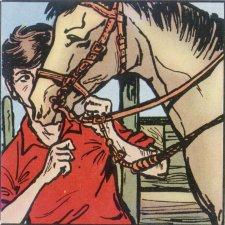 """Todo eso no bastó. Vendió también los caballos de su carroza...Al secretario que le decía que iba a morir en una cama de paja, le contestó: """"Cristo allí nació. Un obispo puede bien allí morir""""."""