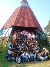 El Retiro se llevó a cabo en el Bosque de la Primavera, Zapopan, Jal.