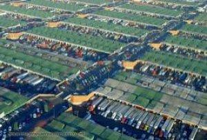 La Central de Abasto es uno de los mercados mas grandes del mundo.