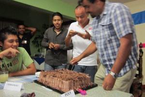 Segundo día del Preseminario, 11 de julio de 2011