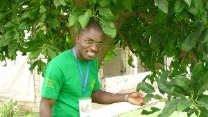 Pierre, novicio de Haití