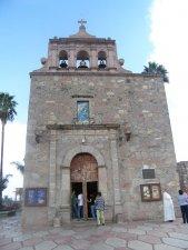 ... donde visitamos el Santuario de Santo Toribio Romo..