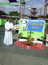 VIII ESTACION - Jesús habla a las piadosas mujeres - Conferencia de Religiosos de Guatemala - CONFREGUA