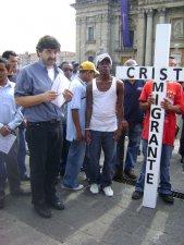 II ESTACION - Jesús carga la Cruz y se dirige al Calvario - Escuela de Teologís y Pastoral Mons. Gerardi.
